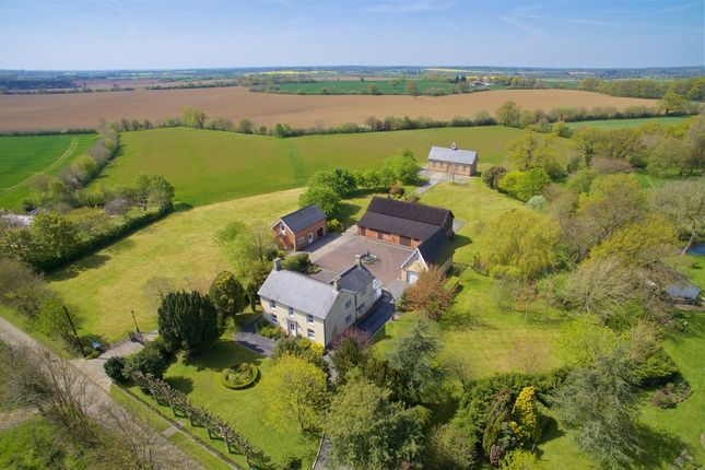 Thumbnail Detached house for sale in Thorpe Morieux, Bury St Edmunds, Suffolk
