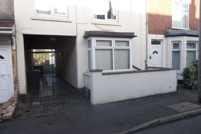 Thumbnail Flat to rent in Gadsby Street, Nuneaton