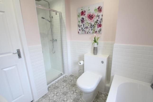 Shower Cubicle of Dunalastair Drive, Glasgow, Lanarkshire G33