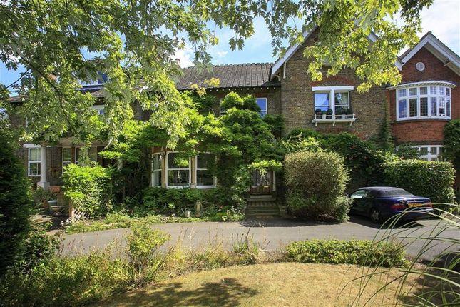 4 bed terraced house for sale in Broom Close, Teddington