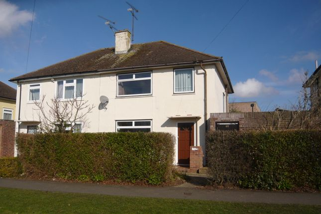 Thumbnail Semi-detached house for sale in Thames Avenue, Chelmsford