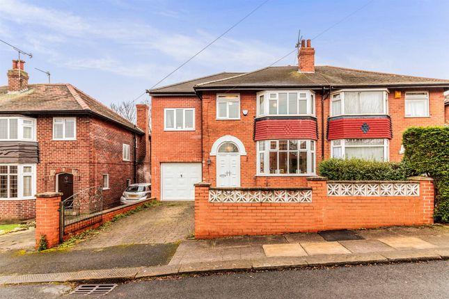 4 bed semi-detached house for sale in Barrowby Road, Broom, Rotherham