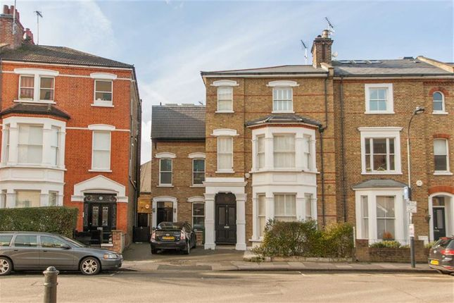 Thumbnail Terraced house to rent in Rowan Road, London