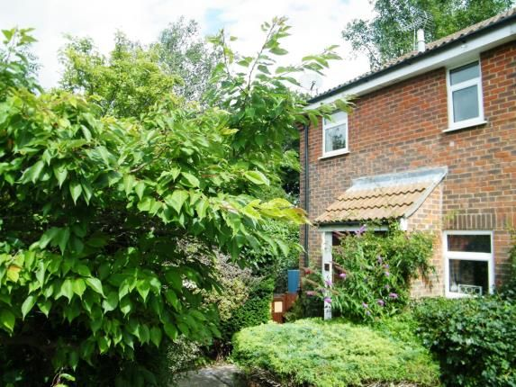 Thumbnail End terrace house for sale in Alton, Hampshire