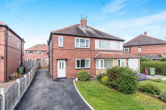 Thumbnail Semi-detached house to rent in Kelmscott Avenue, Crossgates, Leeds