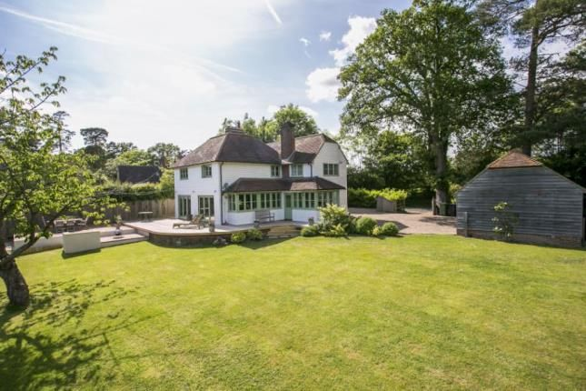Thumbnail Detached house for sale in Etchingham Road, Burwash, Etchingham, East Sussex