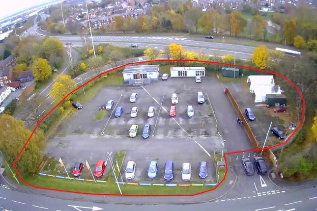 Thumbnail Land to let in Heath Road, Runcorn
