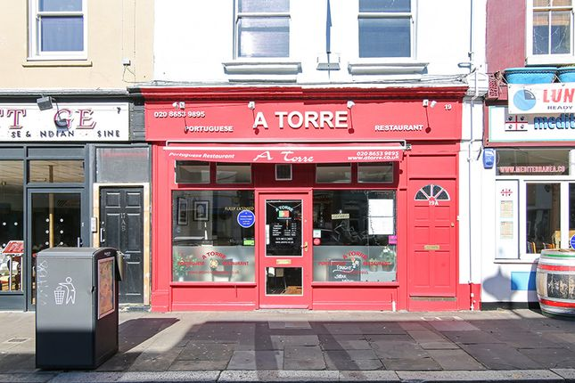 Thumbnail Restaurant/cafe to let in Westow Street, Crystal Palace, London