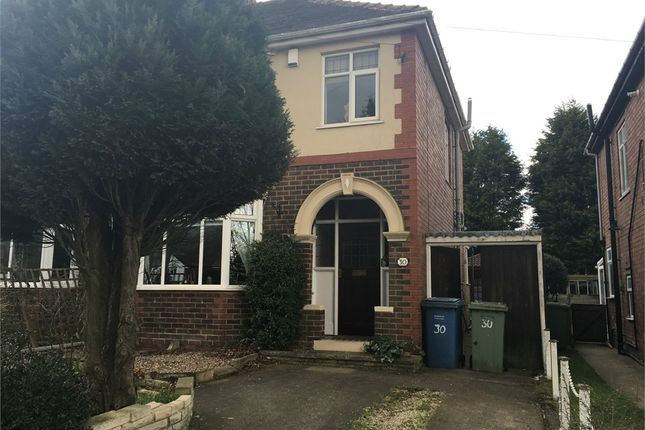 Thumbnail Semi-detached house to rent in Thievesdale Lane, Worksop, Nottinghamshire