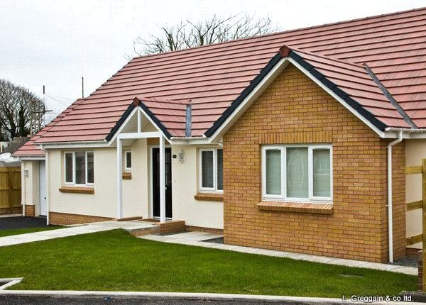 3 bed detached bungalow for sale in Plot No 50, Myrtle Meadows, Steynton, Milford Haven