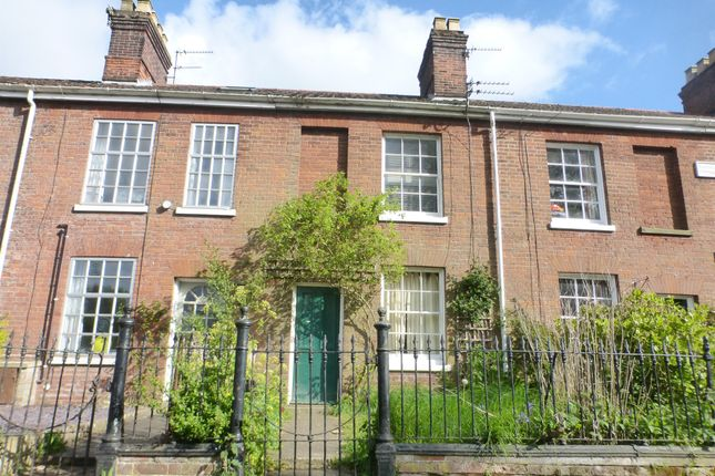 Thumbnail Terraced house for sale in Russell Terrace, Trowse, Norwich