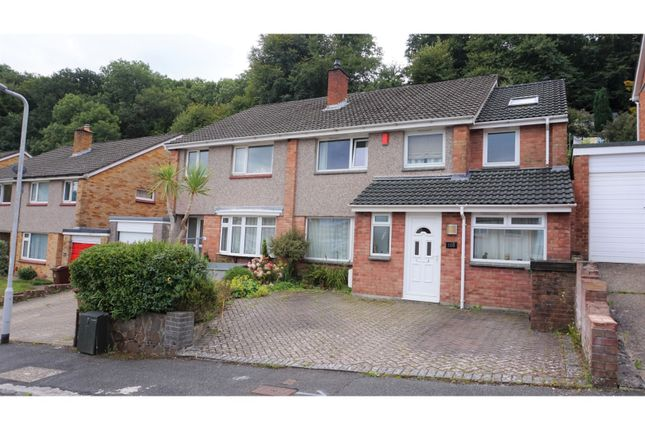 Thumbnail Semi-detached house for sale in Lalebrick Road, Plymouth