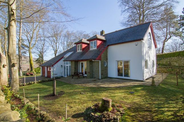 Thumbnail Detached house for sale in Darren Ddu Road, Ynysybwl, Pontypridd