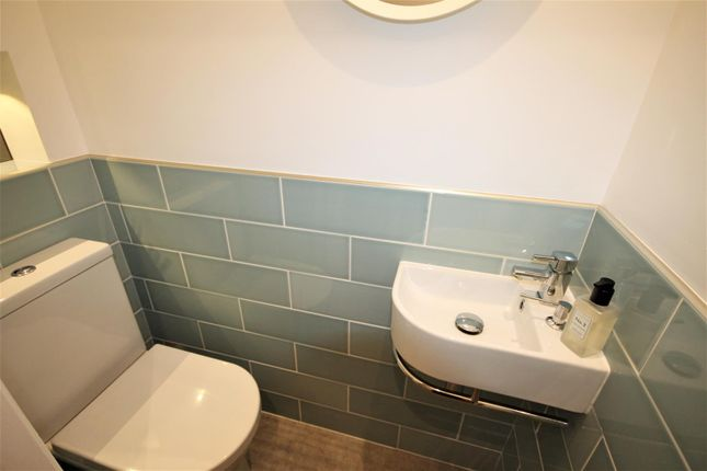 Downstairs WC of Monton Green, Monton, Manchester M30