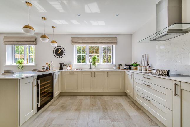 Thumbnail Detached house for sale in Plot 84 The Saddlery, Home Farm, Exeter