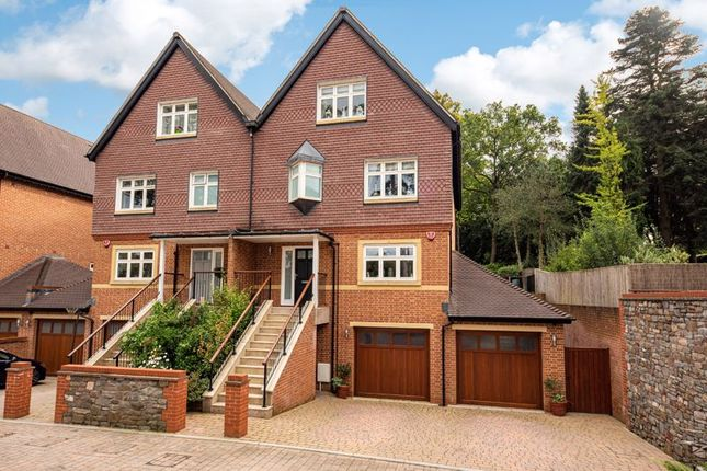Thumbnail Town house for sale in Cypress Gardens, Burwalls Road, Leigh Woods, Bristol