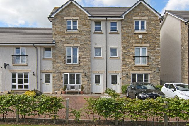 Thumbnail Town house for sale in Dolphingstone Court, Prestonpans