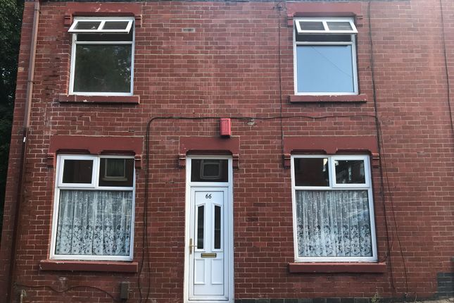 Thumbnail End terrace house for sale in Machin Street, Stoke On Trent