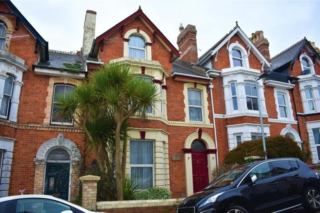 Thumbnail Terraced house for sale in Gloucester Road, Teignmouth, Devon
