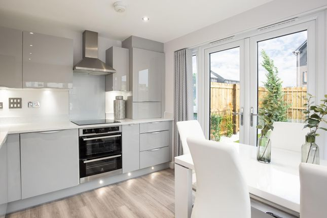 """Thumbnail End terrace house for sale in """"Dundonald"""" at Whimbrel Way, Braehead, Renfrew"""