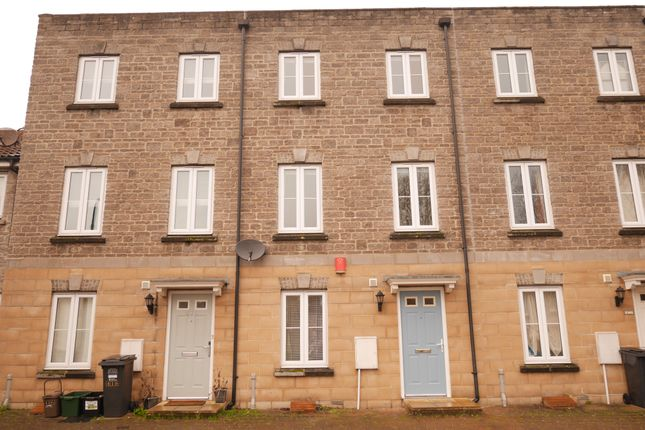 Thumbnail Town house to rent in Worlemoor Road, Weston-Super-Mare, North Somerset