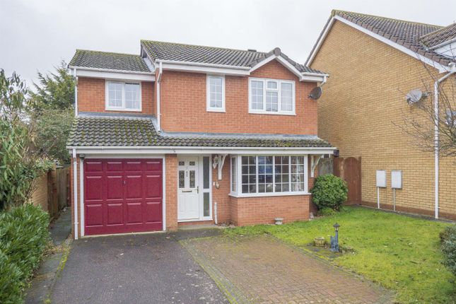 Thumbnail Detached house for sale in Jordayn Rise, Hadleigh