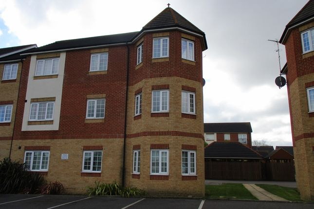 Thumbnail Flat for sale in Cannock Road, Lloyds, Corby