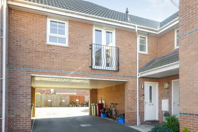 Thumbnail Flat for sale in Osprey Drive, Scunthorpe