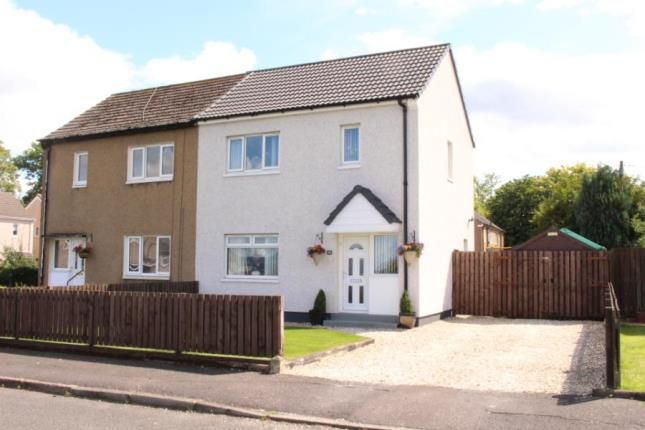 Semi-detached house for sale in North Road, Johnstone, Renfrewshire