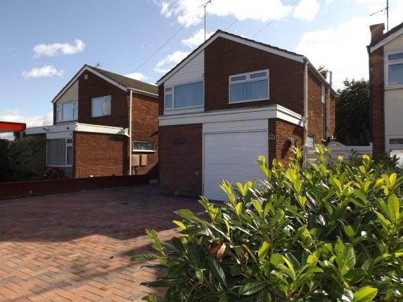 Thumbnail Detached house for sale in Cambridge Road, Whetstone, Leicester, Leicestershire