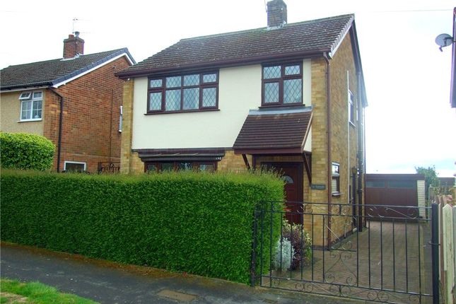 Thumbnail Detached house for sale in Tamar Avenue, Allestree, Derby