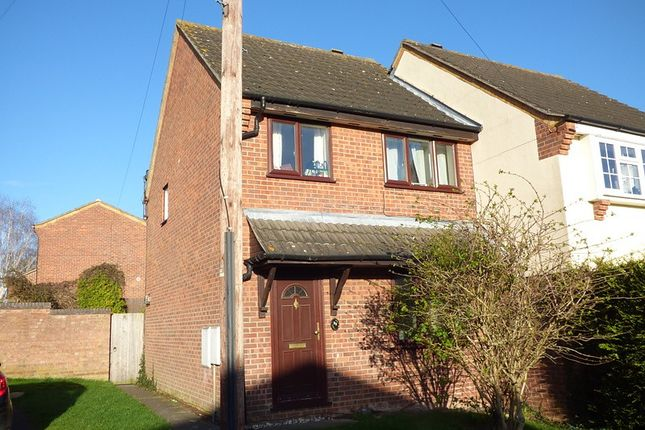 Thumbnail Semi-detached house to rent in Parmenter Drive, Great Cornard, Sudbury