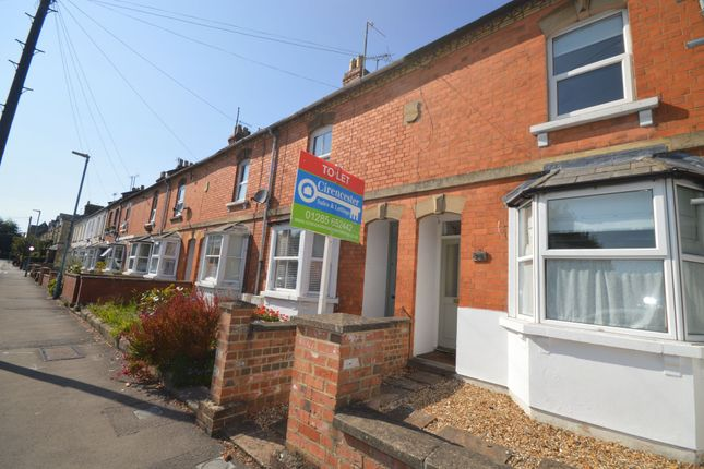 Thumbnail Terraced house to rent in Ashcroft Road, Cirencester
