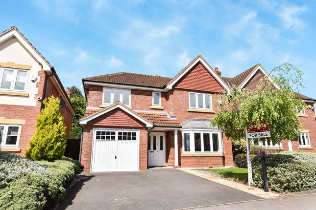 Thumbnail Detached house for sale in Asbury Walk, Great Barr, Birmingham