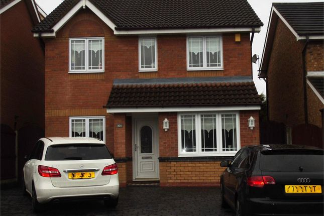 Thumbnail Shared accommodation to rent in Whitewood Park, Liverpool, Merseyside