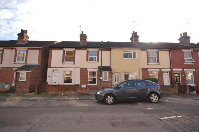 Thumbnail Terraced house for sale in Lisle Road, Colchester