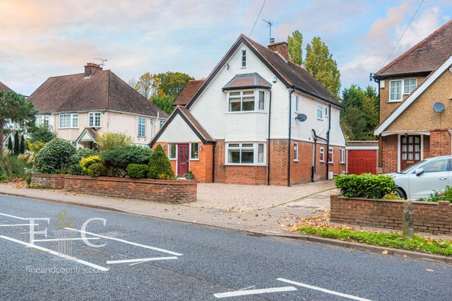 Thumbnail Detached house for sale in Station Road, Broxbourne, Hertfordshire