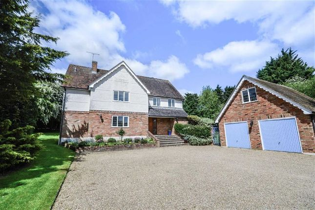 Thumbnail Detached house for sale in Wareside, Hertfordshire