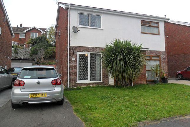 Thumbnail Semi-detached house to rent in Tyn Y Cae, Alltwen, Pontardawe, Swansea