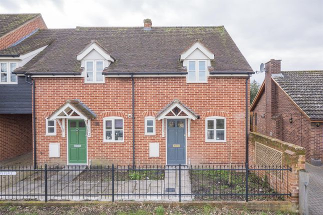 Thumbnail End terrace house for sale in Meadows Place, Meadows Way, Hadleigh