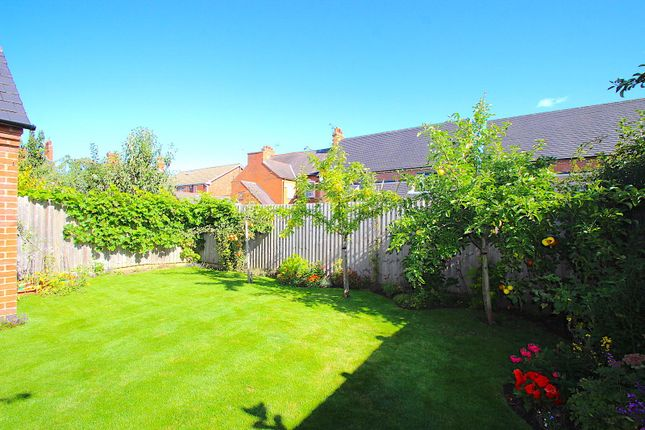 Rear Garden of Howards Court, Kirby Muxloe, Leicester LE9