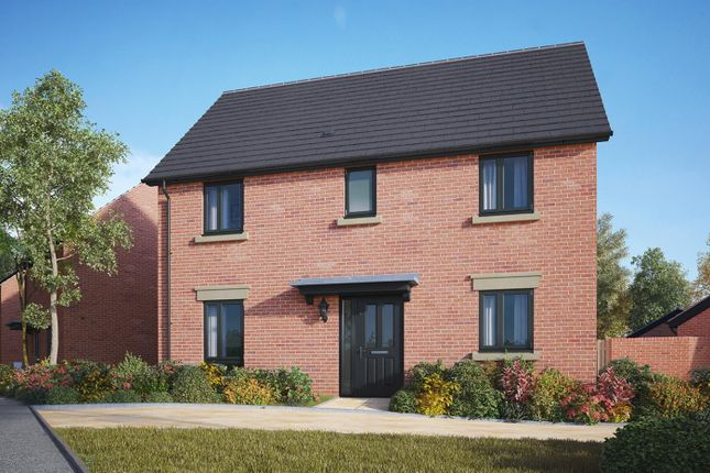 Thumbnail Detached house for sale in Bowlands Place, Sawtry, Huntingdon