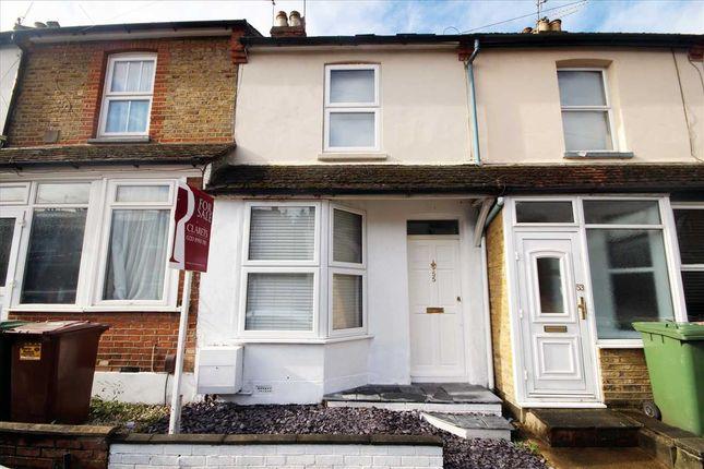 Terraced house for sale in Vale Road, Bushey WD23.