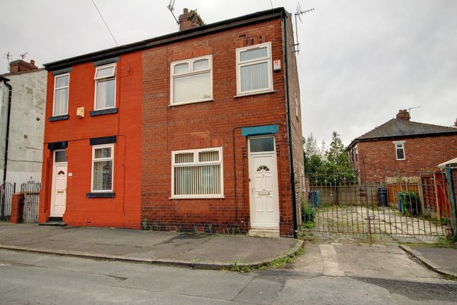 Thumbnail Terraced house for sale in Dresden Street, Moston, Manchester