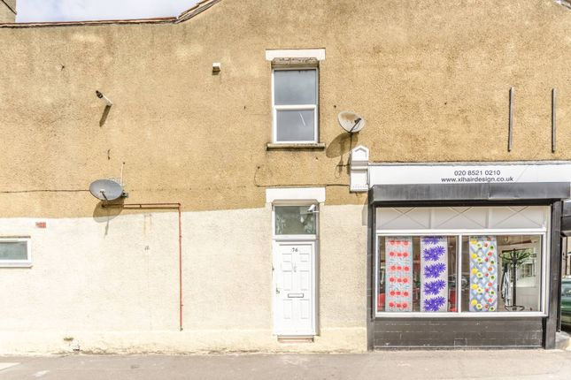 Thumbnail Flat to rent in St Mary Road, Walthamstow