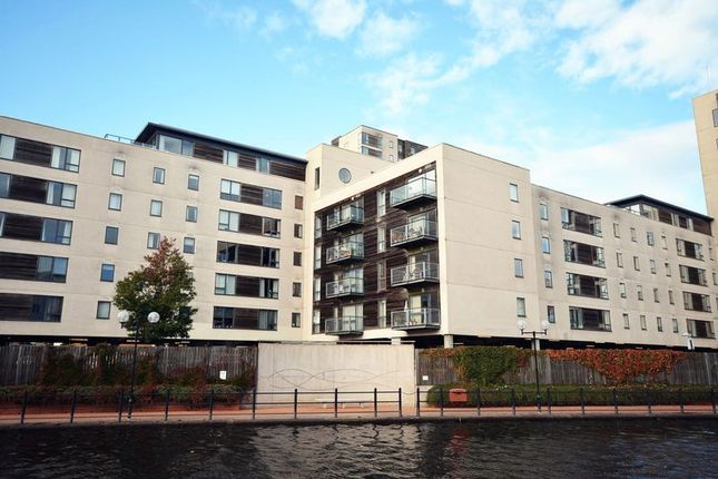 Thumbnail 2 bed flat for sale in Electra House, Falcon Drive, Cardiff Bay