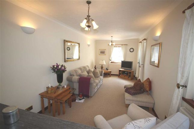 2 bed flat for sale in 5, Millhouse, Cupar, Fife