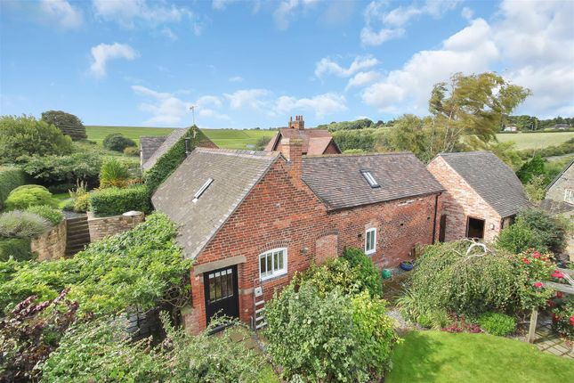 Rural Location of Woodhouses, Melbourne, Derbyshire DE73