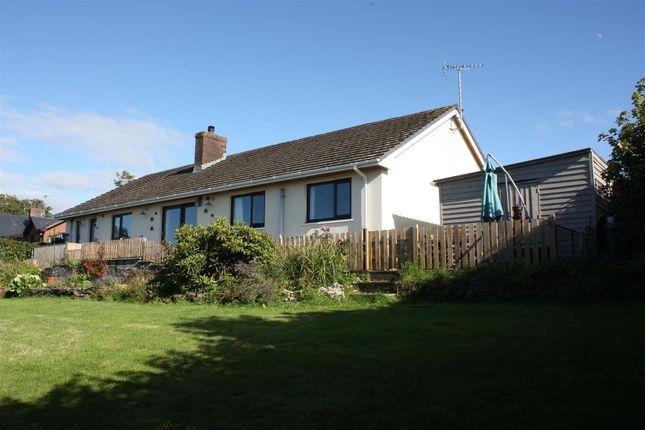 Thumbnail Detached bungalow for sale in Penlon Road, Newcastle Emlyn