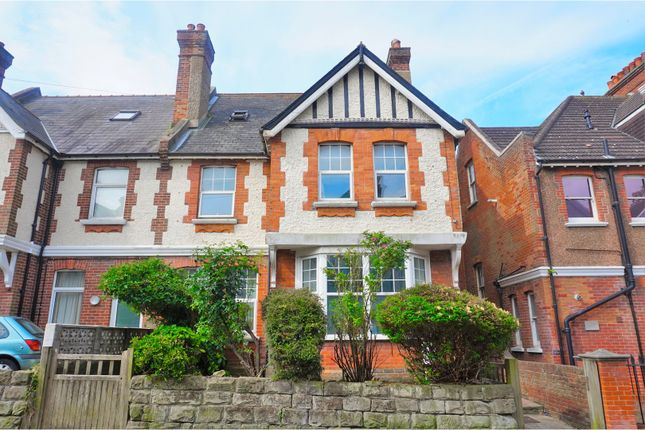 Thumbnail Semi-detached house for sale in St. Peters Road, St. Leonards-On-Sea